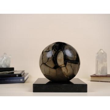 Big Septarian Sphere